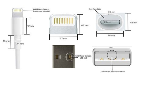 lightning connector wiring diagram