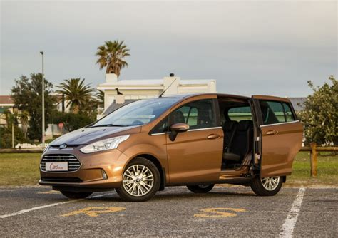 Ford B Max 1.0 EcoBoost Titanium (2015) Review   Cars.co.za