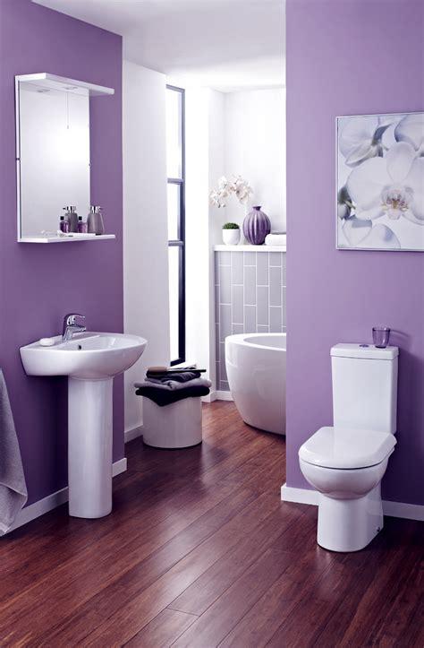 Purple And Green Bathroom » Home Design 2017
