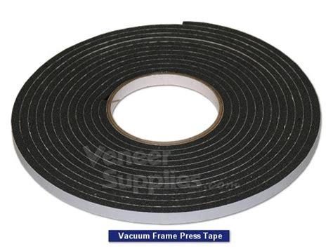 vacuum gasket vacuum gasket tape for frame presses 3 8 quot x 1 4 quot x 39