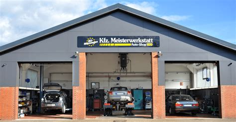 Kfz Meisterwerkstatt by Kfz Meisterwerkstatt Vom Auto Shop 100 In Heide T 220 V Au