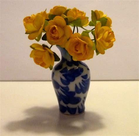 imagenes de rosas en jarrones jarron con flores miniatura todocapricho