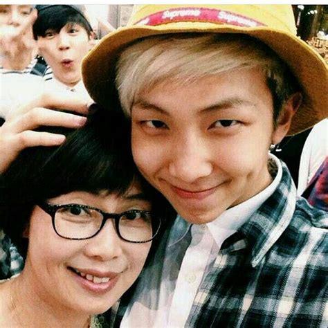 kim namjoon parents family of namjoon army s amino