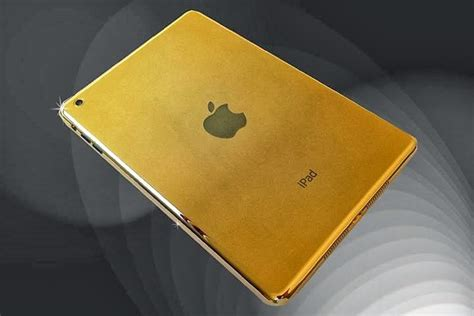 home design gold ipad do you think apple will produce ipad air in gold design