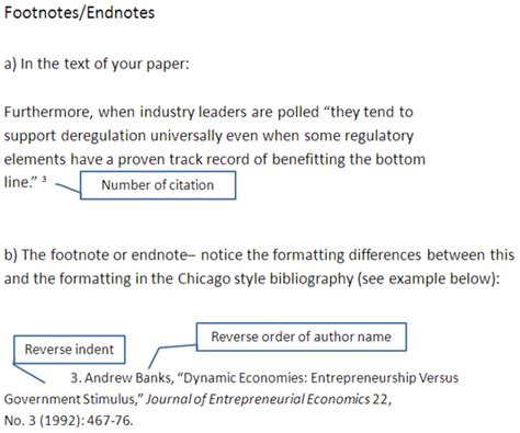 footnote format generator article single author chicago style