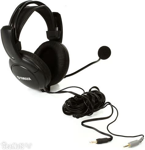 Headset Yamaha yamaha cm500 closed back headset with boom mic reverb
