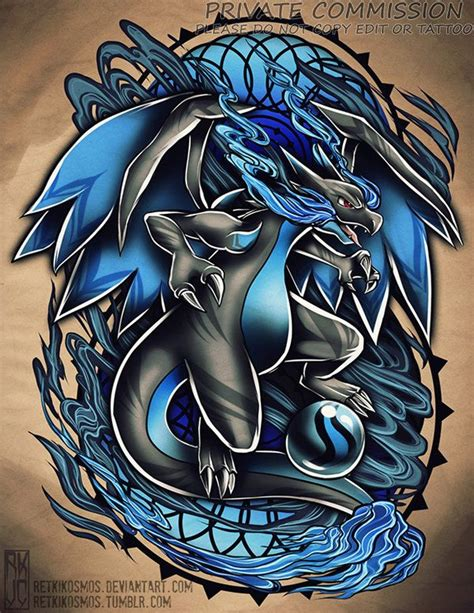 charizard tattoo design 25 best ideas about charizard on