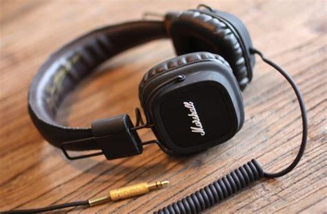 Marshall Major Headphones review marshall major headphones techcrunch