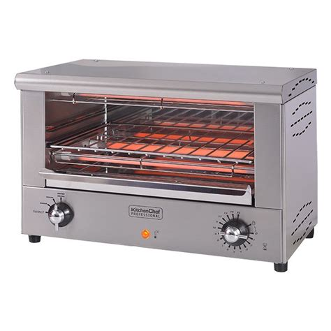 Petit Four Grill by Four 224 Snacker Quartz Infrarouge Roller Grill Roller Grill
