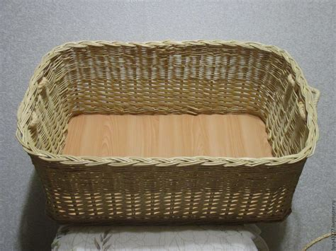 Rectangular Willow Laundry Basket Sierra Laundry Willow Laundry