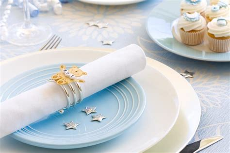 boy baby shower decorations slideshow