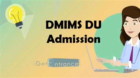 Mba Admission 2017 Du by Dmims Du Admission 2017 Details Getentrance