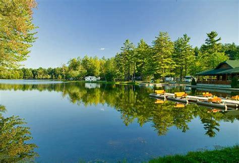 Lake Alpine Cabins by Alpine Lake Rv Resort An Encore Resort Passport America