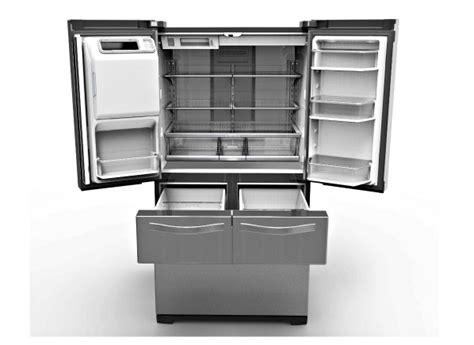 consumer report best refrigerator door high capacity large refrigerators get more family friendly