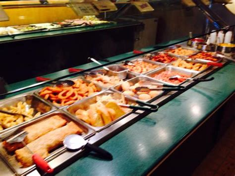 Hot Food Picture Of China Buffet Colby Tripadvisor Kansas Buffet