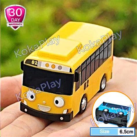 Mobil Tayo 4 Pcs Pull Back foto tayo mainan