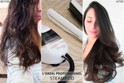 Hair Stylers Reviews by Review L Oreal Steod 2 0 Straightener Before After