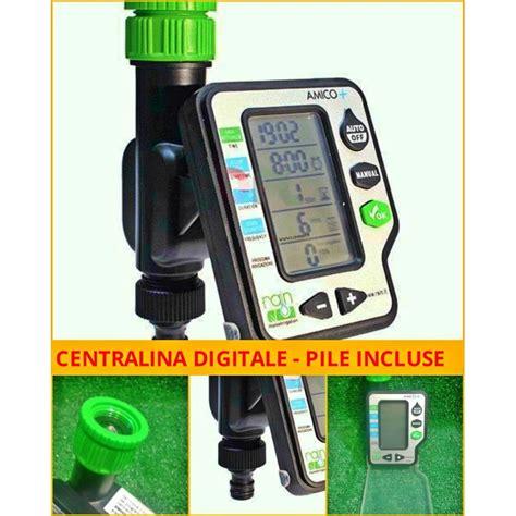 centralina irrigazione giardino centralina digitale irrigazione programmatore amico giardino