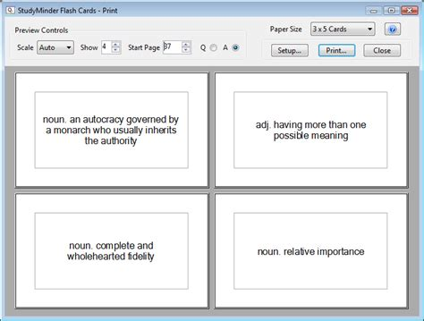 Docs Flash Cards Template by How To Print 4x6 Index Cards Ehow Invitations Ideas