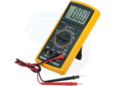 Multimeter Digital Multitester Digital Maxpower professional digital multitester ammeter voltmeter multimeter