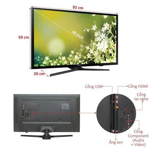 Led Samsung Ua40j5000 tivi led samsung ua40j5000 40 inches fhd gi 225 tốt tại