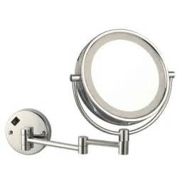 magnifying bathroom mirror with light bathroom magnifying makeup mirror with led light lms 01 led bathroom mirror manufacturers