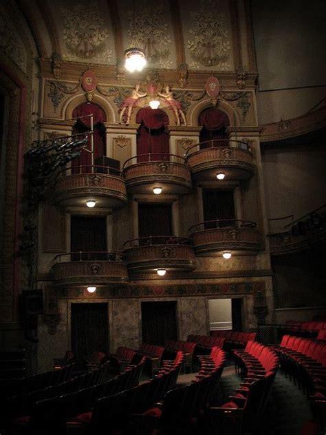 theatre interior everything virginia