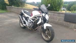 2009 suzuki sfv 650 gladius for sale in united kingdom