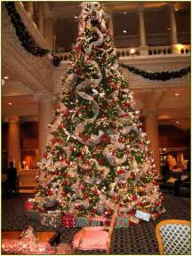 decorated trees trees decorated home design ideas