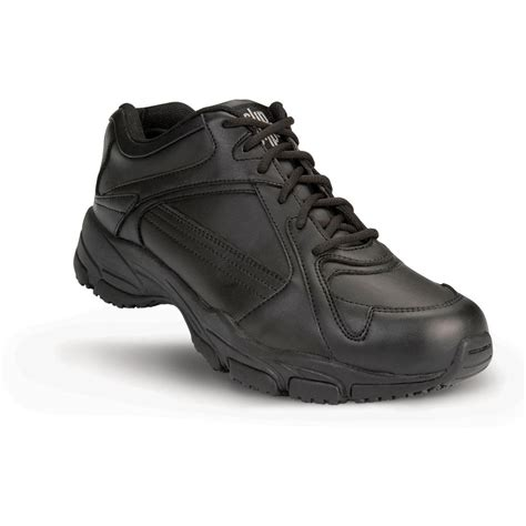 athletic work shoes slipgrips slip resistant athletic work shoes 7324r