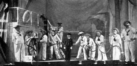 boatswain hms pinafore the madras college archive