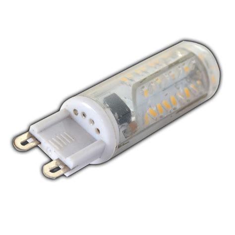Lu Led 3 Watt g9 led 3 2 watt dimmbar 230v warmwei 223 silicia 280lm