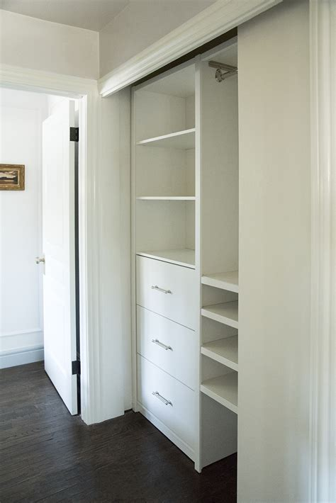 Hallway Closets by The Closet Reveal Room For Tuesday