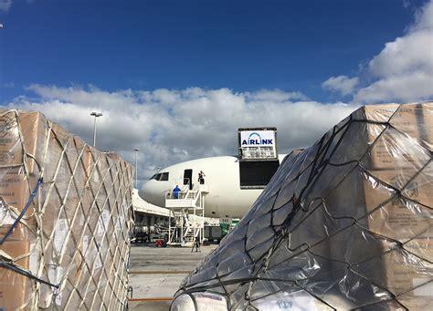 haiti global air cargo effort helps thousands of ǀ air cargo news