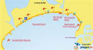 le grau beaches in le grau du roi 30 seaside resort of