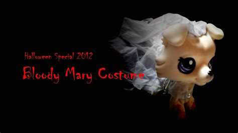 halloween special   bloody mary costume lps