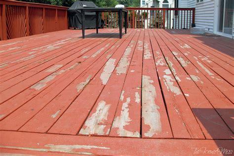 Holz Lackieren Auf Alt by Deck Staining