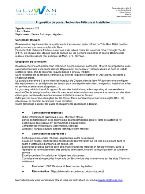 Exemple De Lettre De Motivation Technicien De Maintenance Industrielle Modele Lettre Motivation Technicienne Laboratoire