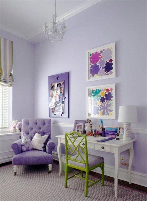 purple  green bedrooms house  decor