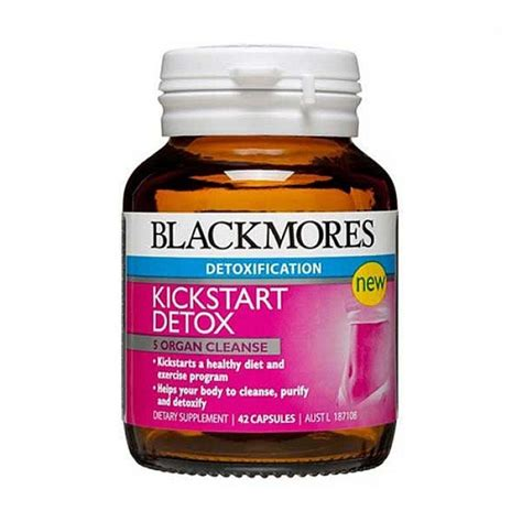 Detox Shoo Review by Blackmores Kickstart Detox Reviews Productreview Au