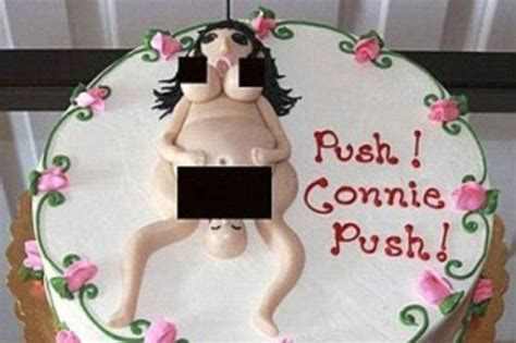 Worst Baby Shower Cakes by The Worst Baby Shower Cakes Revealed Some Are Truly