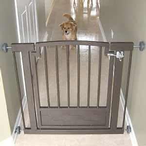 large gates indoor gate metal indoor pressure mounted pet barrier doorway hallway fence large