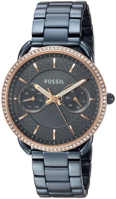Fossil Es4259 fossil blue stainless steel band es4259 price review and buy in kuwait