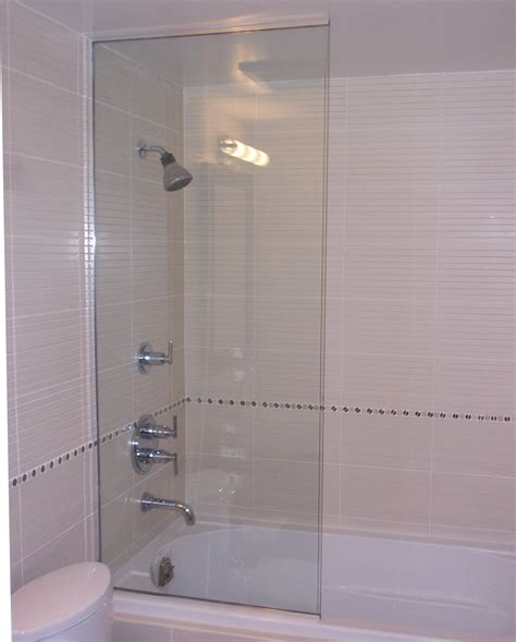 Shower Door And Panel Fixed Panel Shower Door Splashguard Shower Doors And Fixed Panels Frameless Shower Enclosures