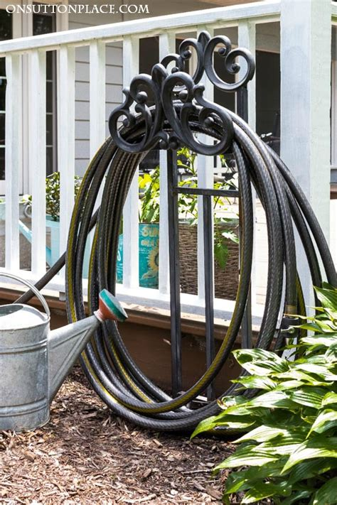 Garden Hose Stand by 5 Ways To Simplify And Enjoy Your Summer Garden