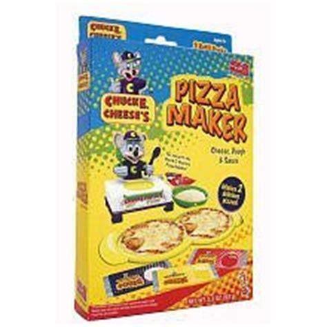 Chuck E Cheese Gift Card Amazon - amazon com chuck e cheese s pizza maker refill toys games