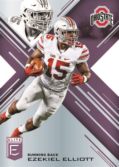Soccer Com Gift Card - 2017 panini elite draft picks football cards checklist 2017 nfl rookies