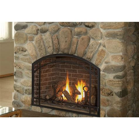 The Fireplace Element by Buy Gas Fireplaces Alpha 36 Traditional San