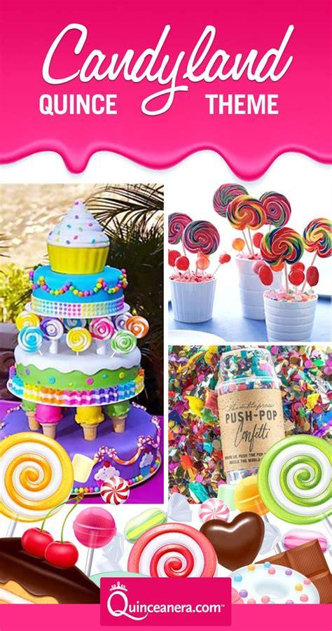 candyland themed quinceanera dress how to plan a candyland quince sweet birthdays and dresses