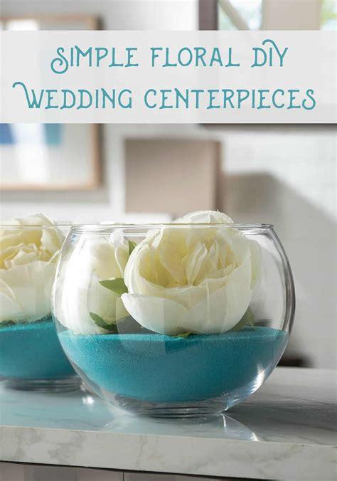 easy diy wedding reception decorations 2 floral diy wedding centerpieces diycandy